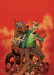 Scooby Doo Variant Cover