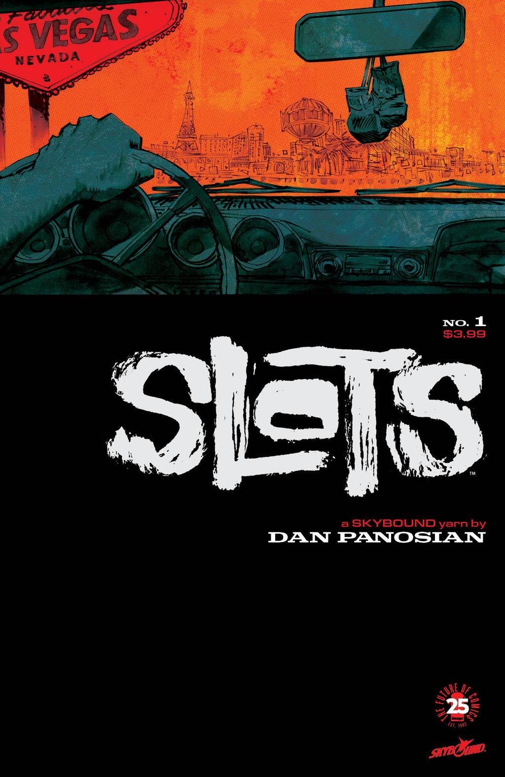 SLOTS #1 by urban-barbarian