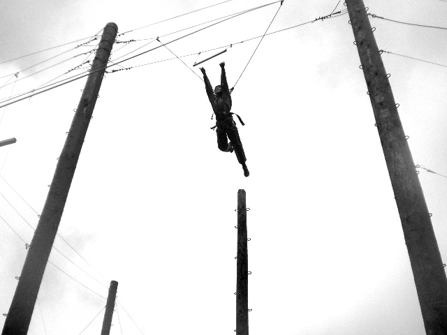 Leap of Faith by enkelikitten