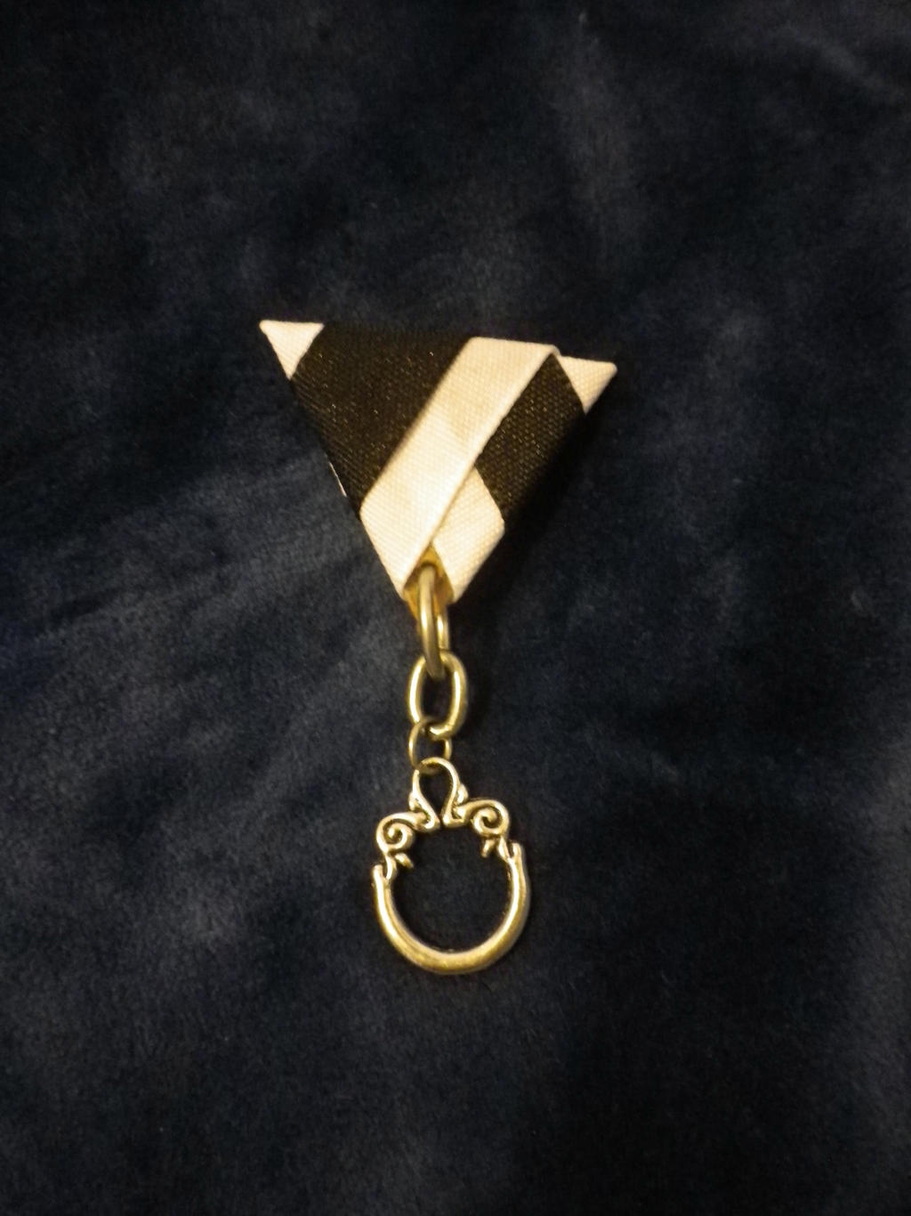 Civil Comendation Steampunk Medal by SteamworkMedals