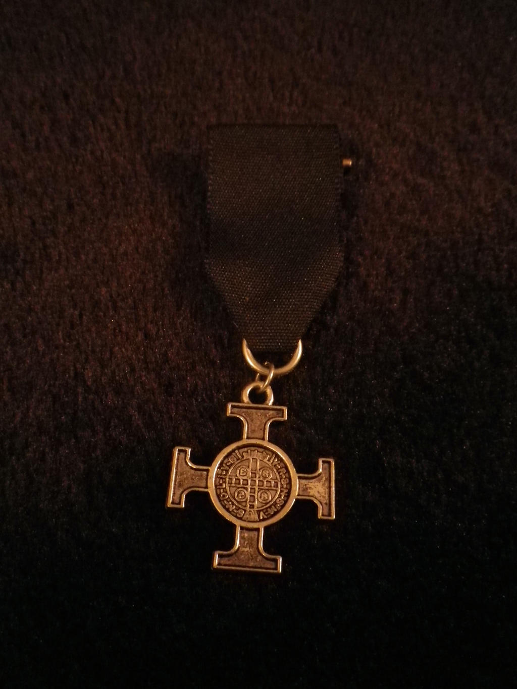 Alliance Fleet Steampunk Medal by SteamworkMedals