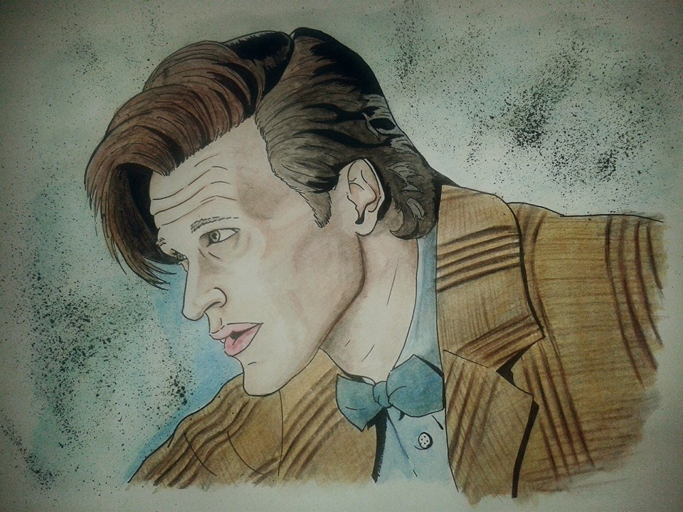 11th Doctor by Barfly1986