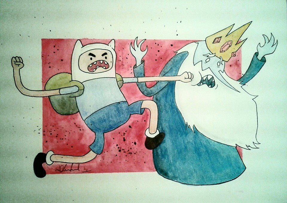 Adventure Time by Barfly1986