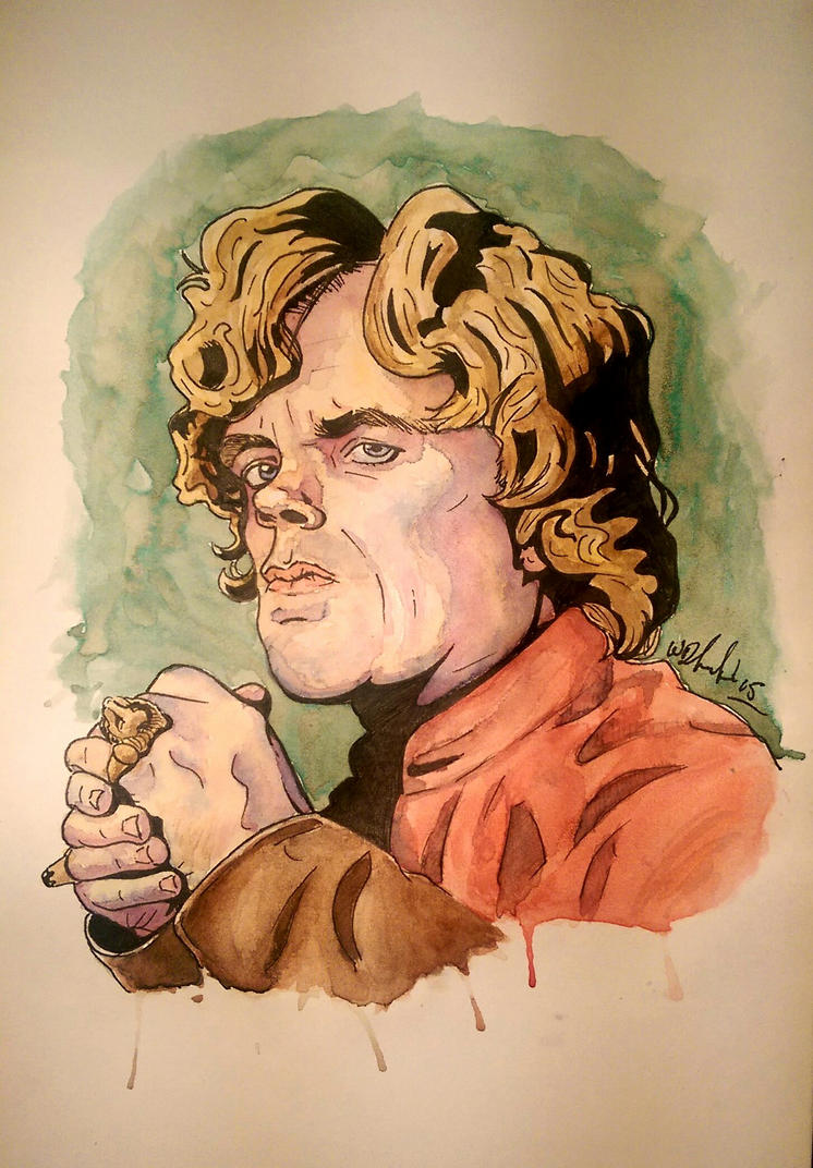 Tyrion  by Barfly1986