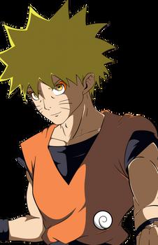 Dragonball Naruto