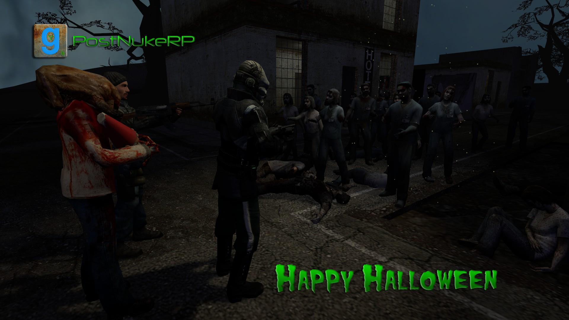 Pnrp Halloween
