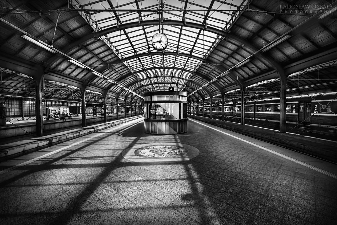 Last Departure by Dybcio