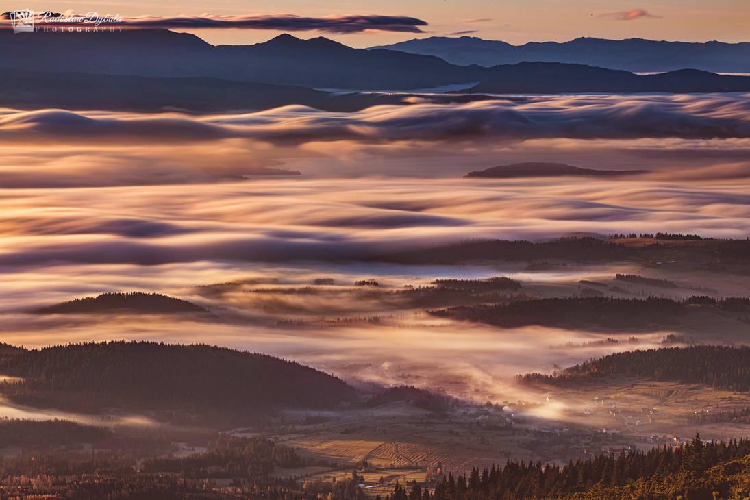 Sea of Clouds II