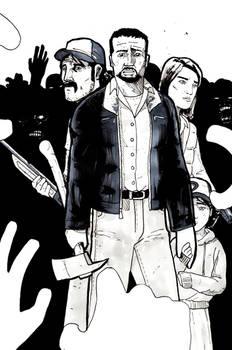 The Walking Dead, Greys