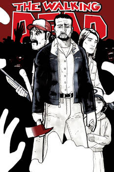 The Walking Dead, Colours