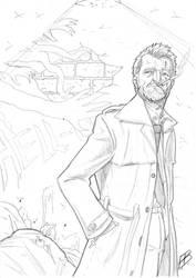 John Constantine, Hellblazer (Pencils)