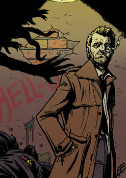 John Constantine, Hellblazer (Colours)