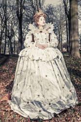 Queen Elizabeth I by Firefly182