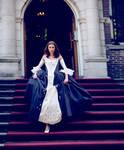 Outlander wedding dress - handmade