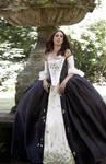 Outlander ** Claire's wedding dress **