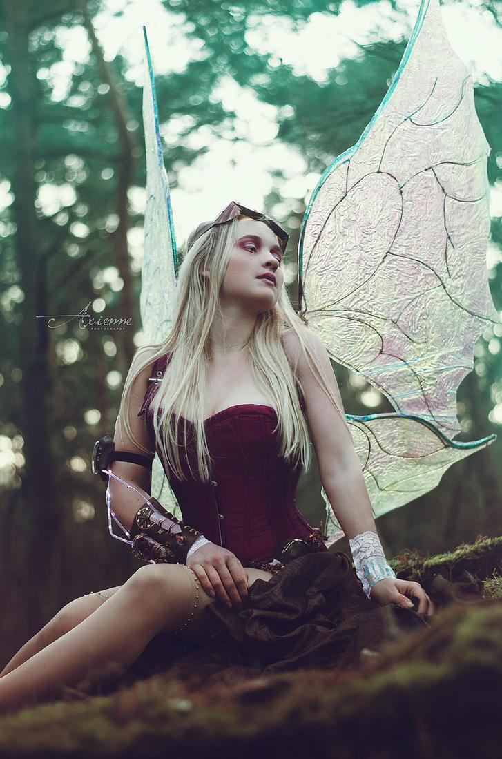 Steampunk pixie by Firefly182