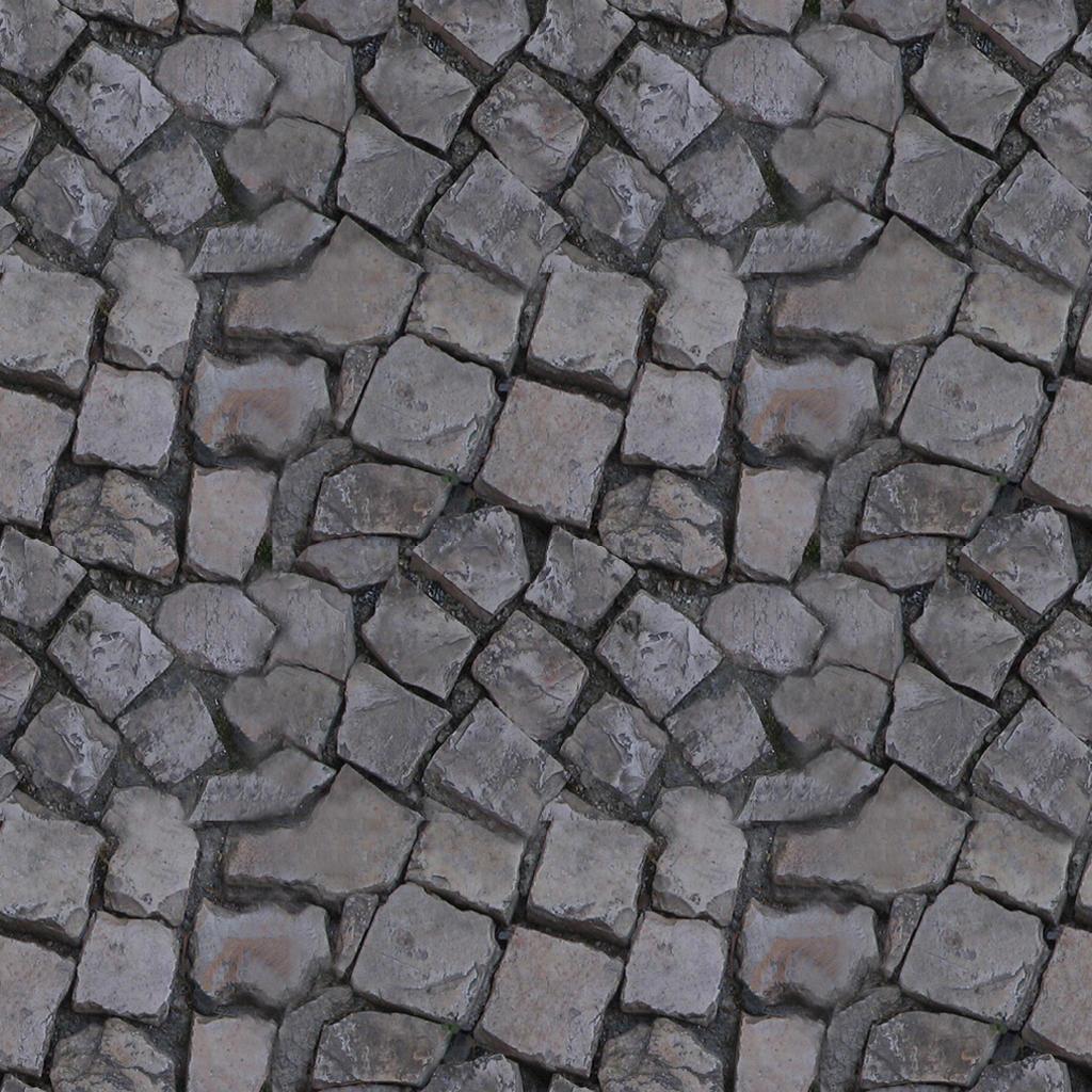Paintings Of Cobblestone Paths : Cobblestone texture tiled by kuroyumegd on deviantart