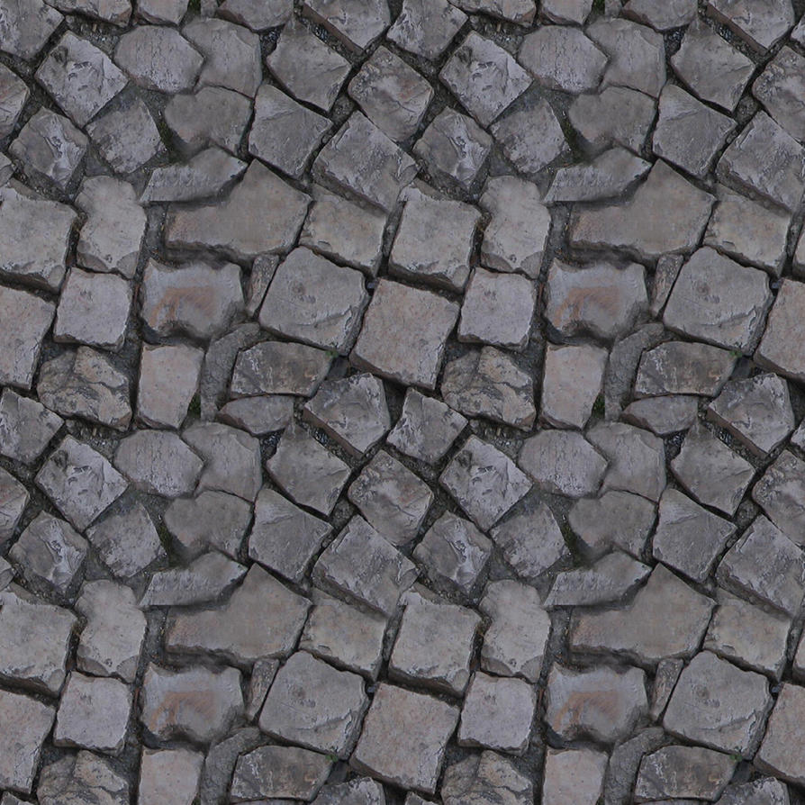Cobblestone Texture Tiled 2x2 by KuroyumeGD on DeviantArt