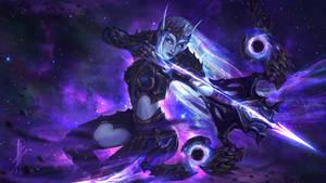Faelysir Darkstar, Huntress of the Void