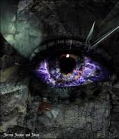 Plasma Eye by sikian