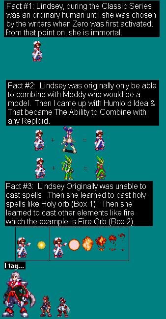 3 facts about Lindsey by tAll3Shyguy
