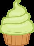 MLP Style Cupcake