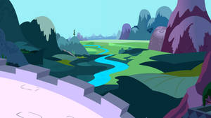 Daytime View From Canterlot
