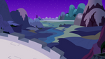 Night time View From Canterlot
