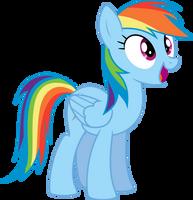 Rainbow Smile by StarshineCelestalis