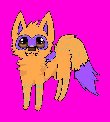 Chibi-ish Furea by KittyKittysune