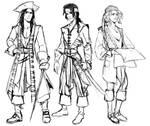 pirates OC