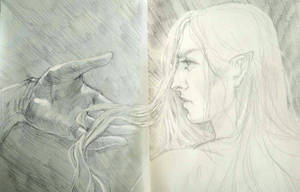 Finrod by Skvorr
