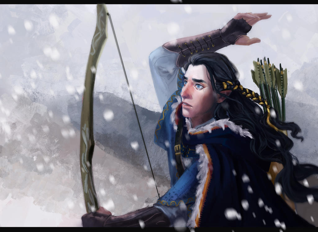Fingon by Skvorr