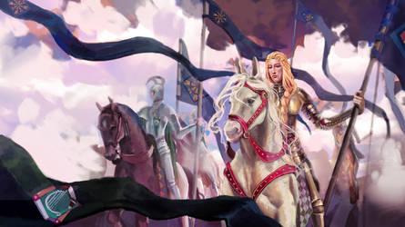 Finrod Felagund by Skvorr