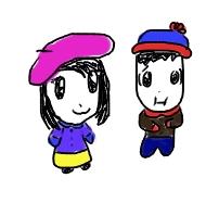 SPStandy-Generic Chibi Doodles by MrsChaos42