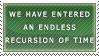 Endless Eight Stamp by MrsChaos42