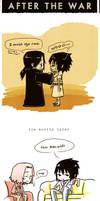 Naruto Gag Comic - After The War