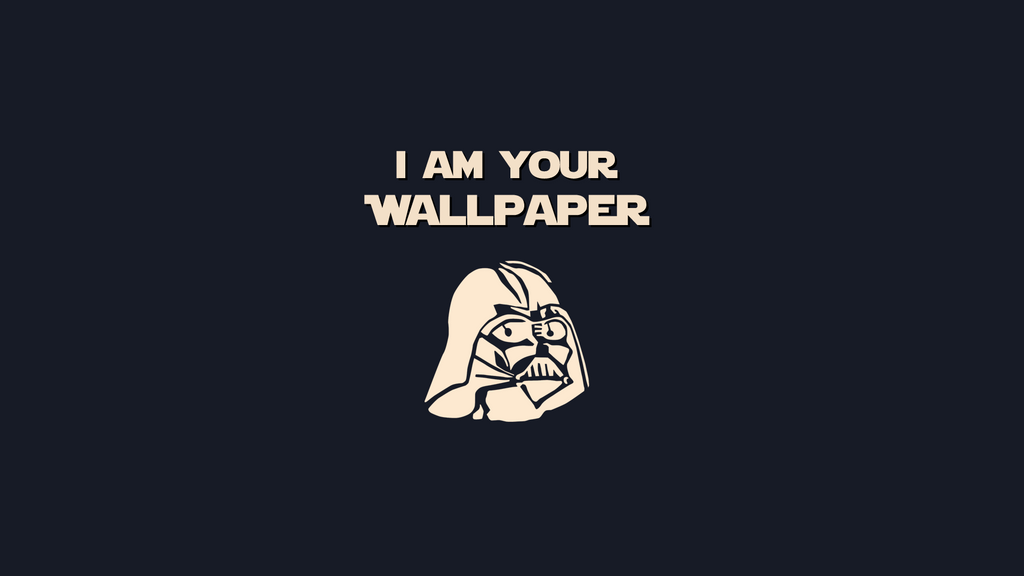 I am your wallpaper by Flewdie on DeviantArt