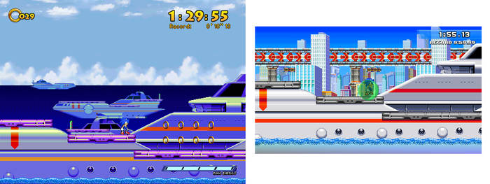 Sonic Game Land by TheValeev on DeviantArt