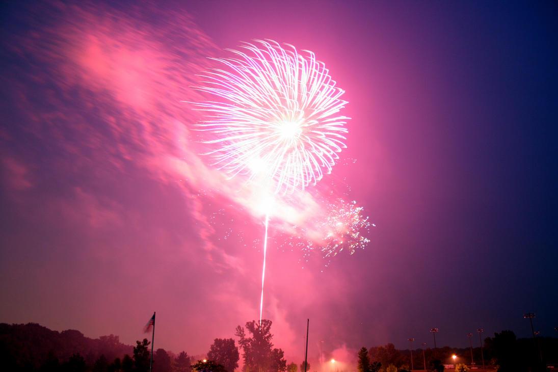 Fireworks V by dhunley