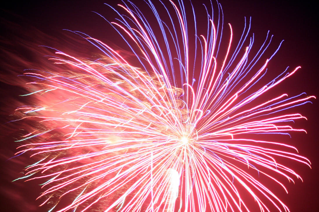 Fireworks VIII by dhunley