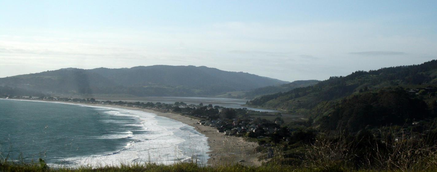 Stinson Beach I by dhunley