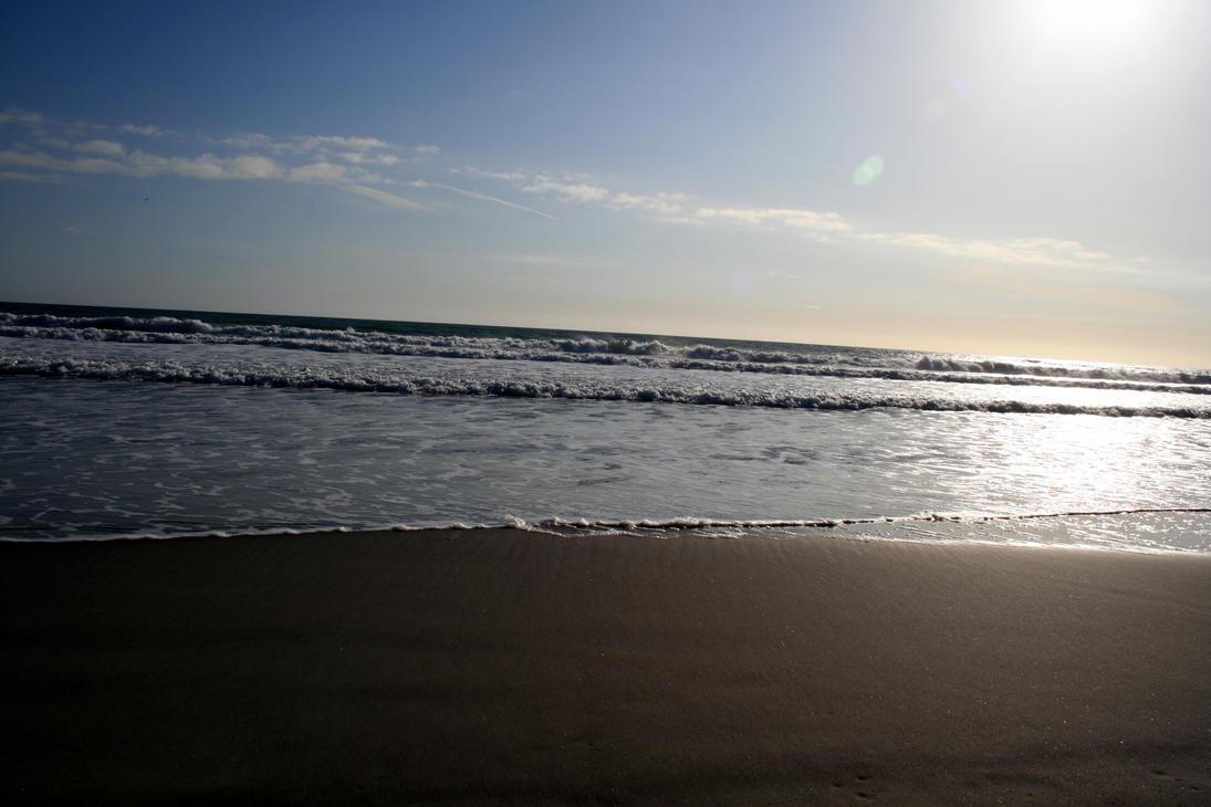 Stinson Beach II by dhunley