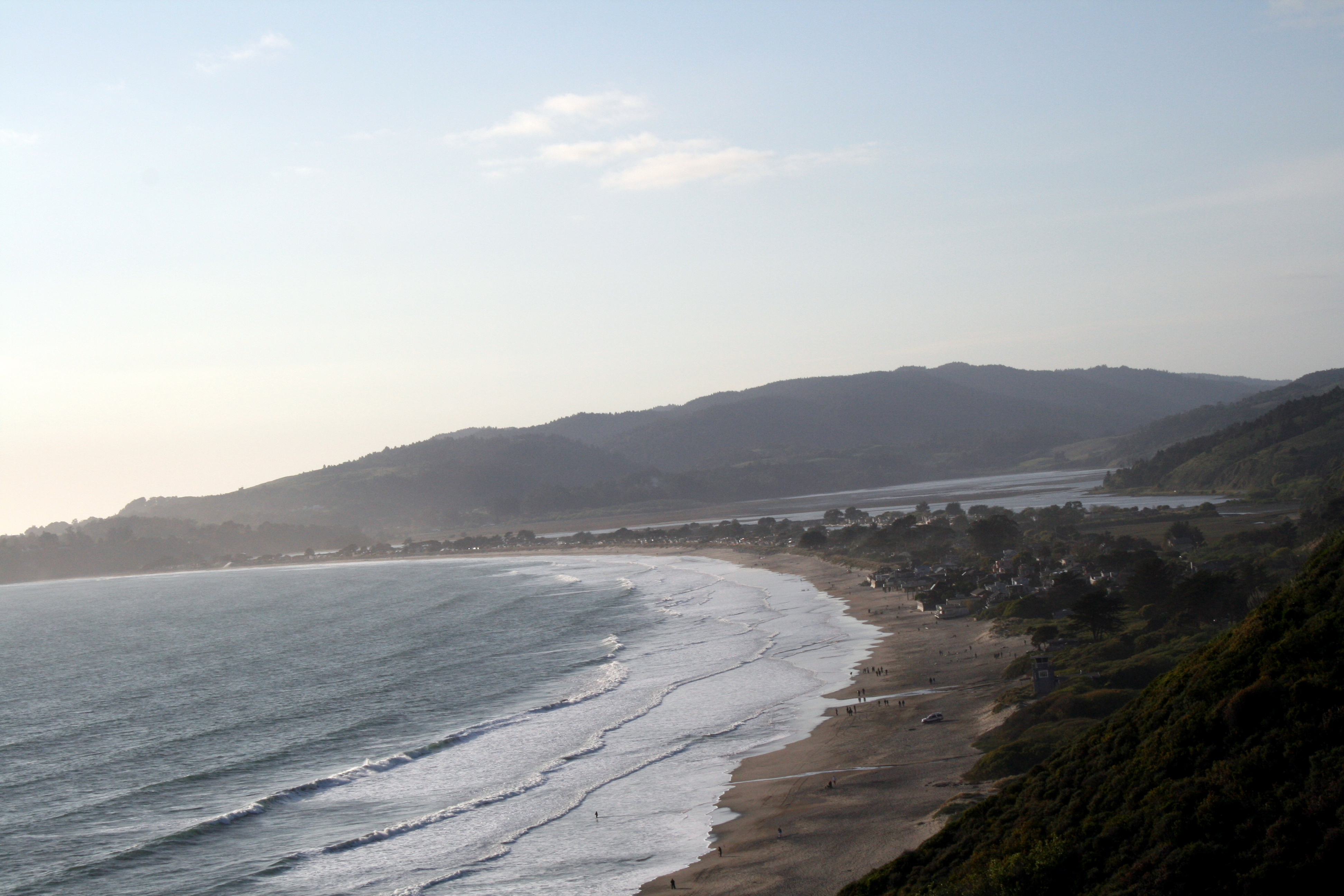 Stinson Beach IV by dhunley