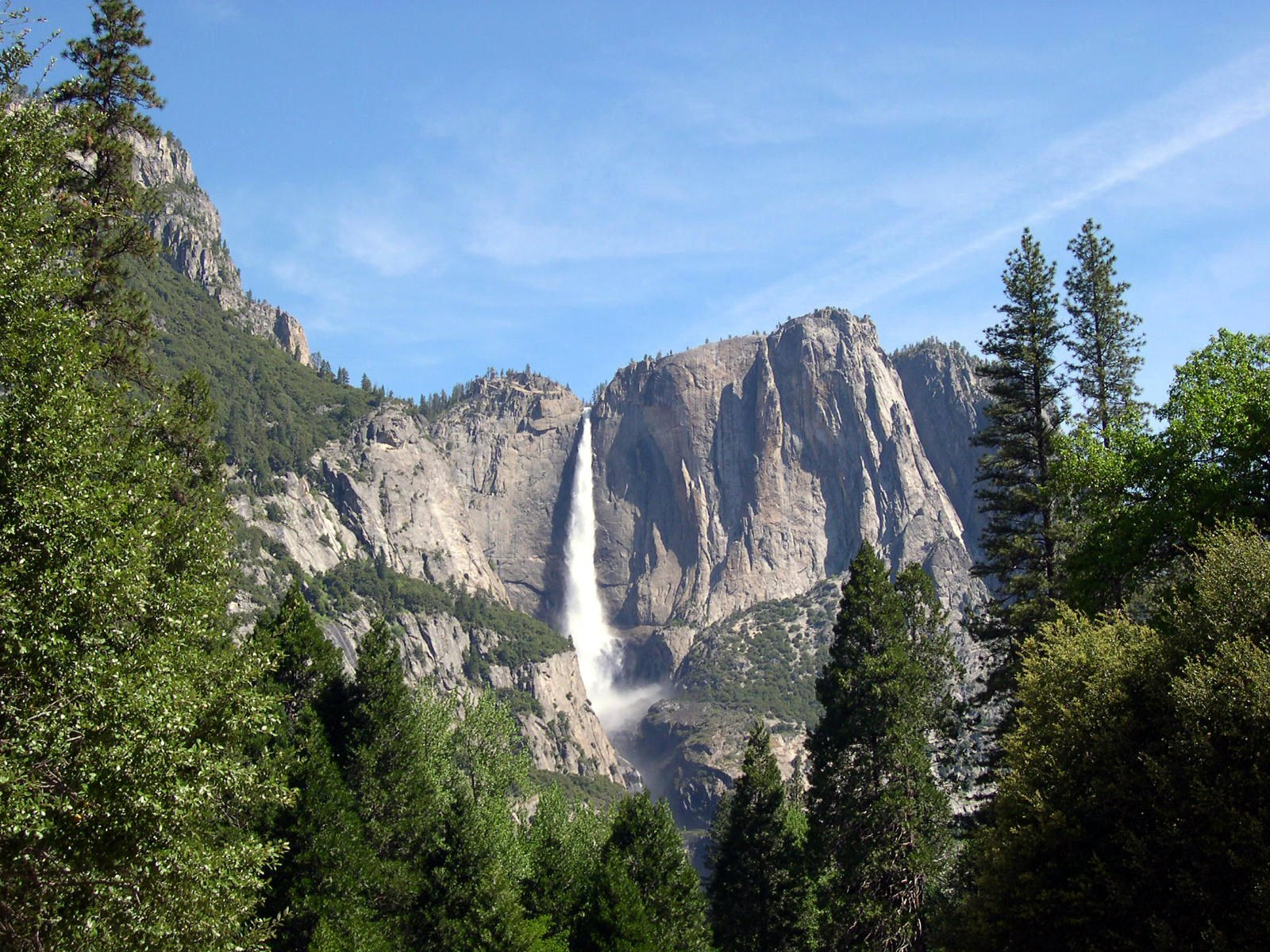 Yosemite National Park VI by dhunley