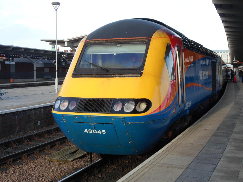 Class 43045 by DingRawD