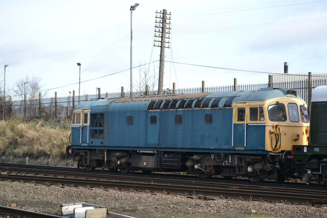 Class 33116 by DingRawD