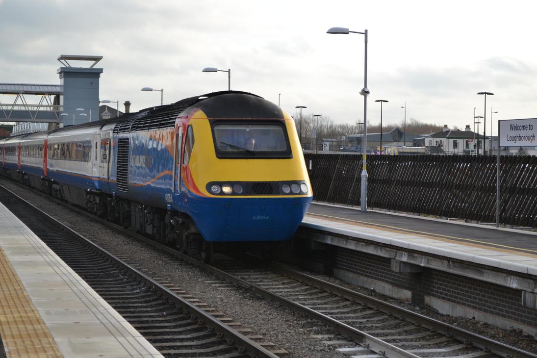 Class 43054 by DingRawD