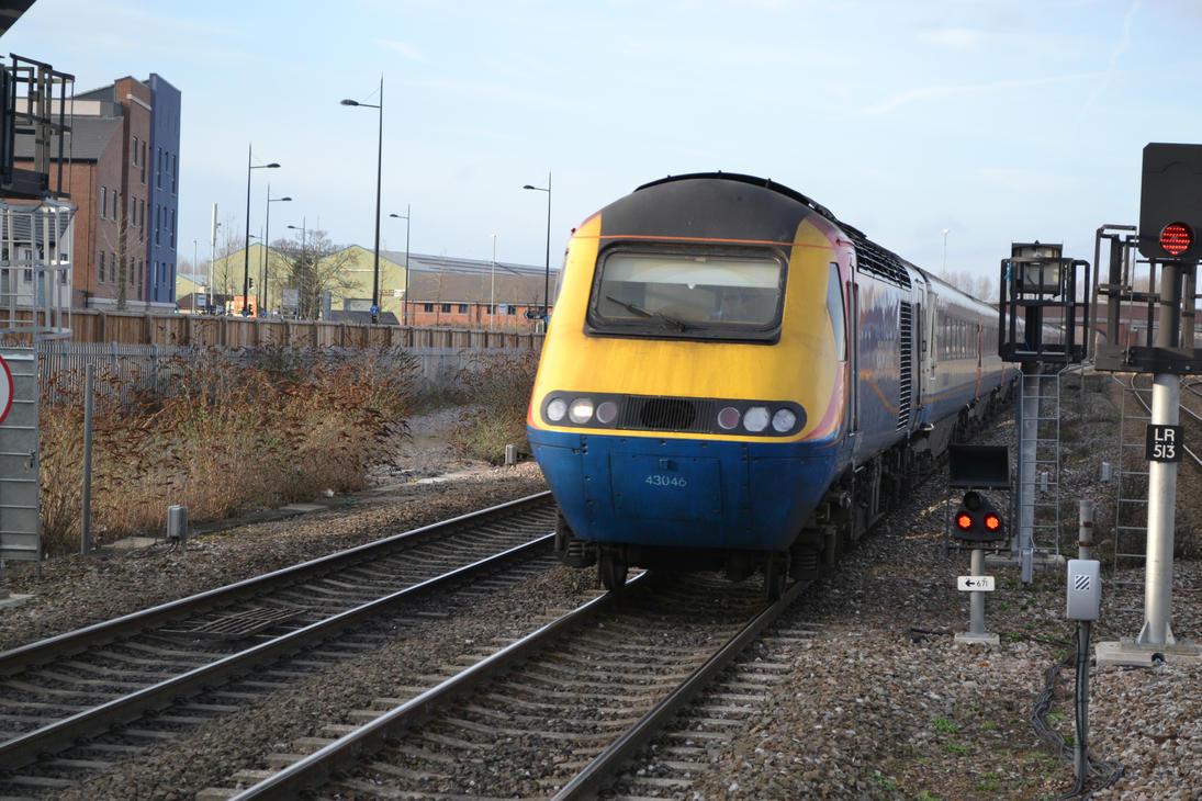 Class 43046 by DingRawD