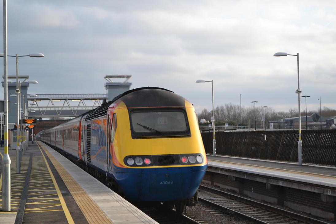 Class 43066 by DingRawD